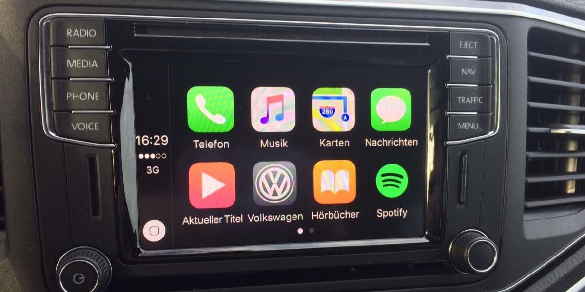 vw amarok v6 test pick up mit discover media car net. Black Bedroom Furniture Sets. Home Design Ideas