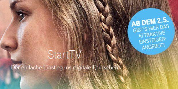 Telekom: Neues TV-Angebot und unbegrenztes Streaming