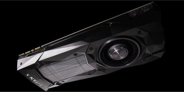 Nvidia mit Update für die Titan X