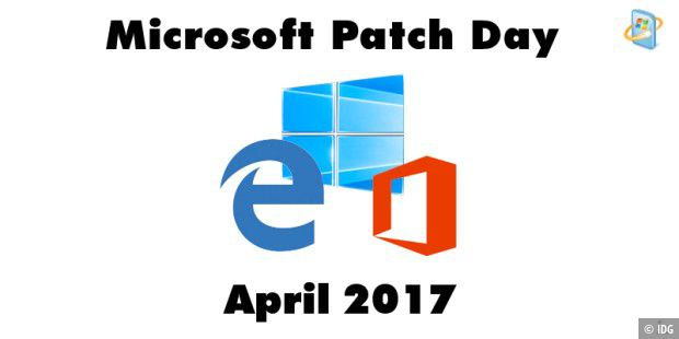 Patch Day April 2017 ohne Security Bulletins