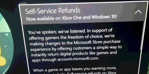 Microsoft plant 14-tägiges Rückgaberecht für Windows Store