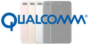 Apple ficht Qualcomm-Patente an