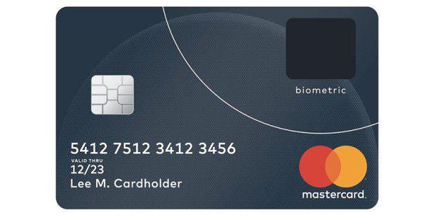 Mastercard: Nächste Generation mit Fingerabdruck-Scanner