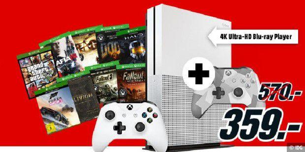 Xbox 360 Spiele Auf Xbox One S Spielen