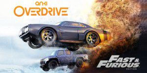 Anki Overdrive: Fast & Furious Edition kommt