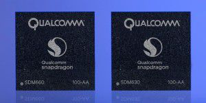 Qualcomm kündigt Snapdragon 660 & 630 an