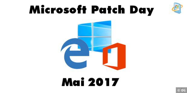 Patch Day Mai 2017