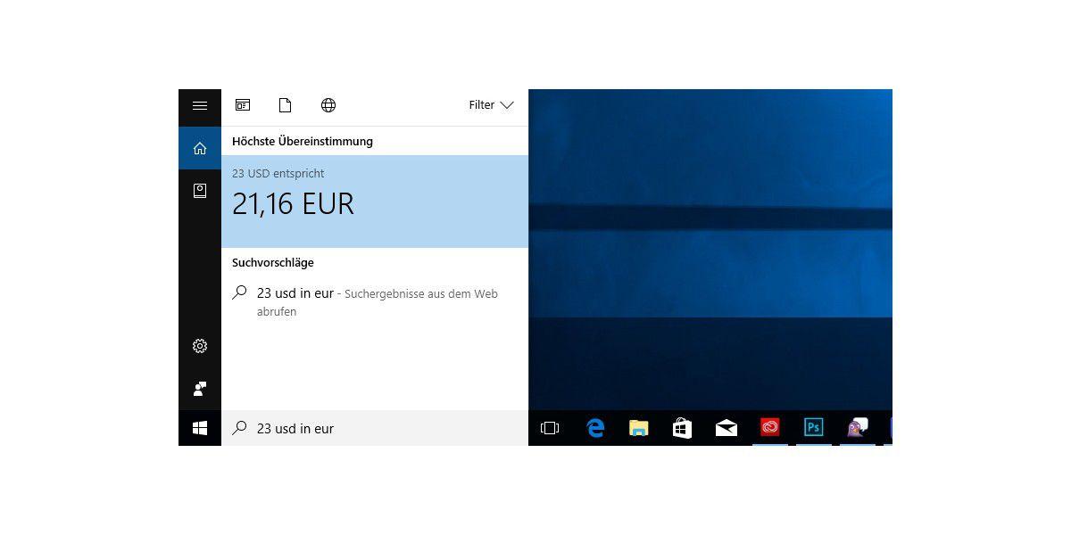 Windows 10: Suchfunktion optimal nutzen - PC-WELT