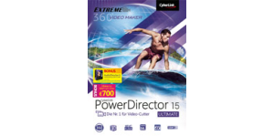 PowerDirector 15.0 Ultimate
