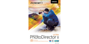 PhotoDirector 8.0 Ultra - Windows