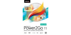 Power2Go 11 Deluxe