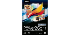 Power2Go 11 Platinum