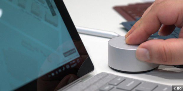 Neues Surface Pro: Das neue Surface Dial