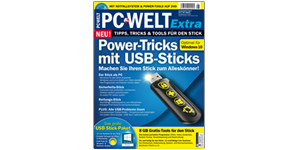 PC-WELT Extra »USB-Sticks« 08/2017