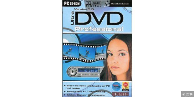 Ultra DVD 5.5 Professional