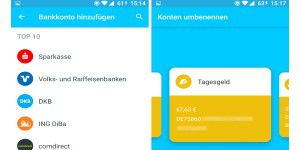 Sicheres Online-Banking: Outbank für Android
