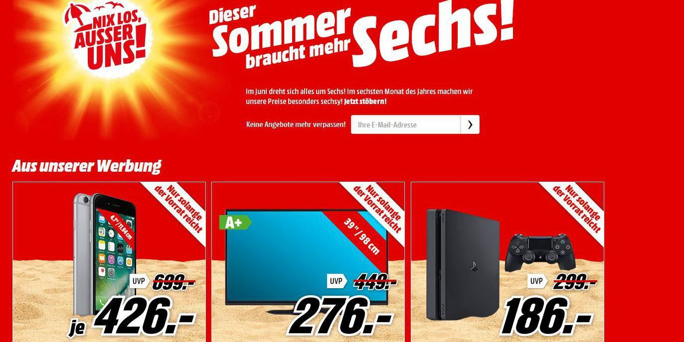 Media Markt Iphone Angebot