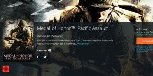 3D-Shooter gratis: Medal of Honor Pacific Assault