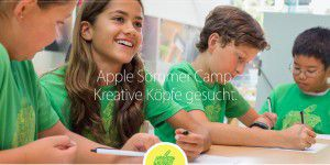 Ferienprogramm: Apple Camp für Kinder