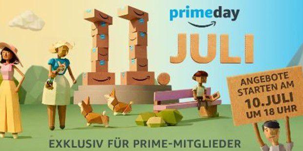 Prime Day 2017: Amazon kündigt nächsten Schnäppchen-Marathon an