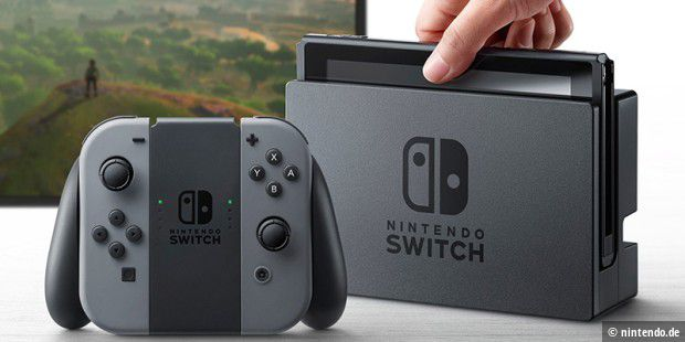 Nintendo Switch schlägt Playstation 4 und Xbox One