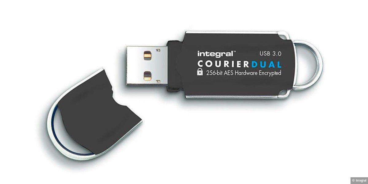 Spezial-USB-Sticks sichern den Windows-Login