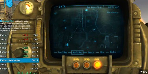 Weltrekord: 5 Fallout-Spiele in 1:38 Stunden durchgespielt ...