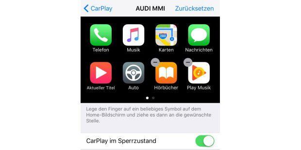 Apple Carplay im Test: Funktionen, Apps, Anbieter, Wireless