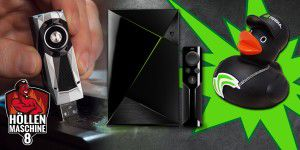 GTX-1080-STICK, Nvidia Shield & ENTEN!!! - HM08