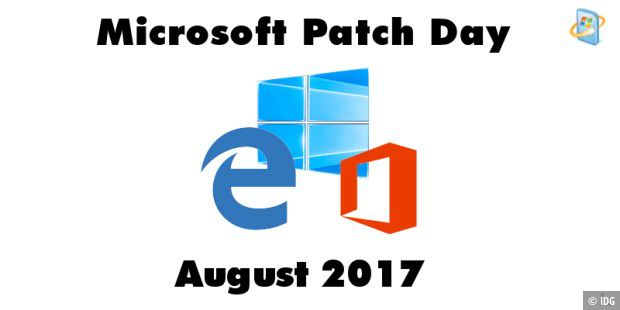 Patch Day August 2017