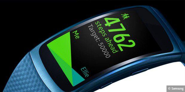 Samsung Gear Fit 2 Pro: Offizielle Präsentation steht kurz bevor