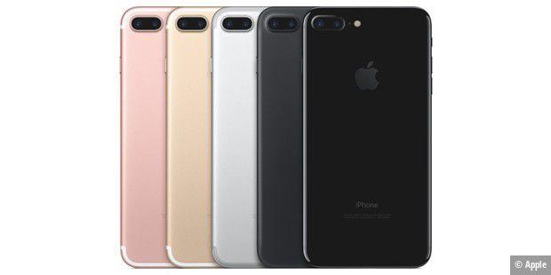 Das IPhone 8 Fallt Voraussichtlich Etwas Grosser Aus Als 7