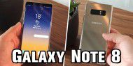 GALAXY NOTE 8 - Samsungs neues Super-Phone im Hands-on
