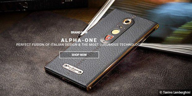 Alpha One von Tonino Lamborghini.