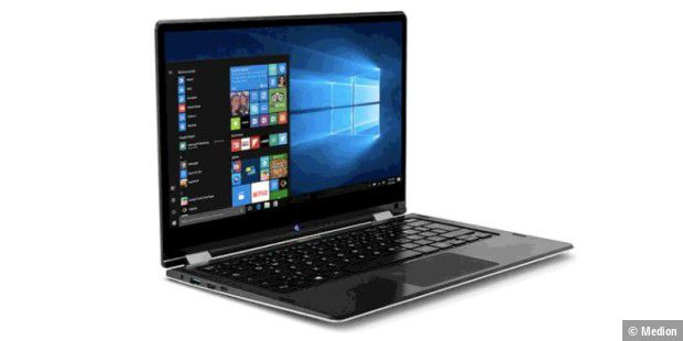 Windows-10-Notebook Medion Akoya E3216