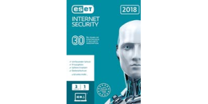ESET Internet Security 2018 Edition 1 Jahr