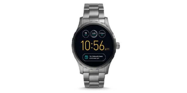 Test: Smartwatch Fossil Q Marshal