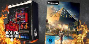 Assassin's Creed Origins auf der Höllenmaschine 8
