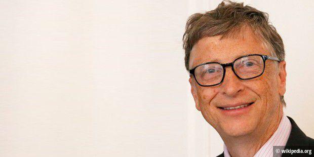 Bill Gates kauft 10.000 Hektar Wüste zum Bau einer Smart City