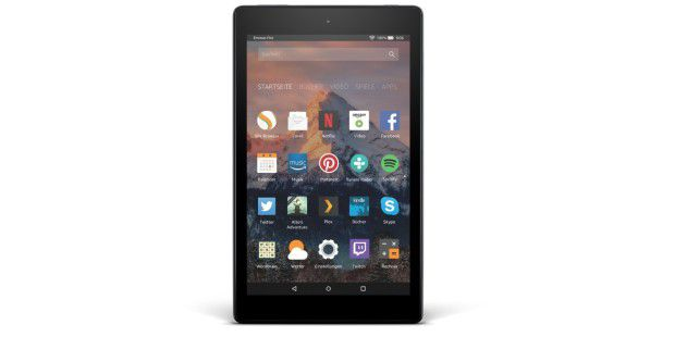 Platz 12: Amazon Fire HD 8 (2017)