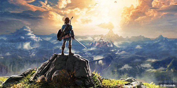The Legend of Zelda: Breath of the Wild ist Game of the Year.