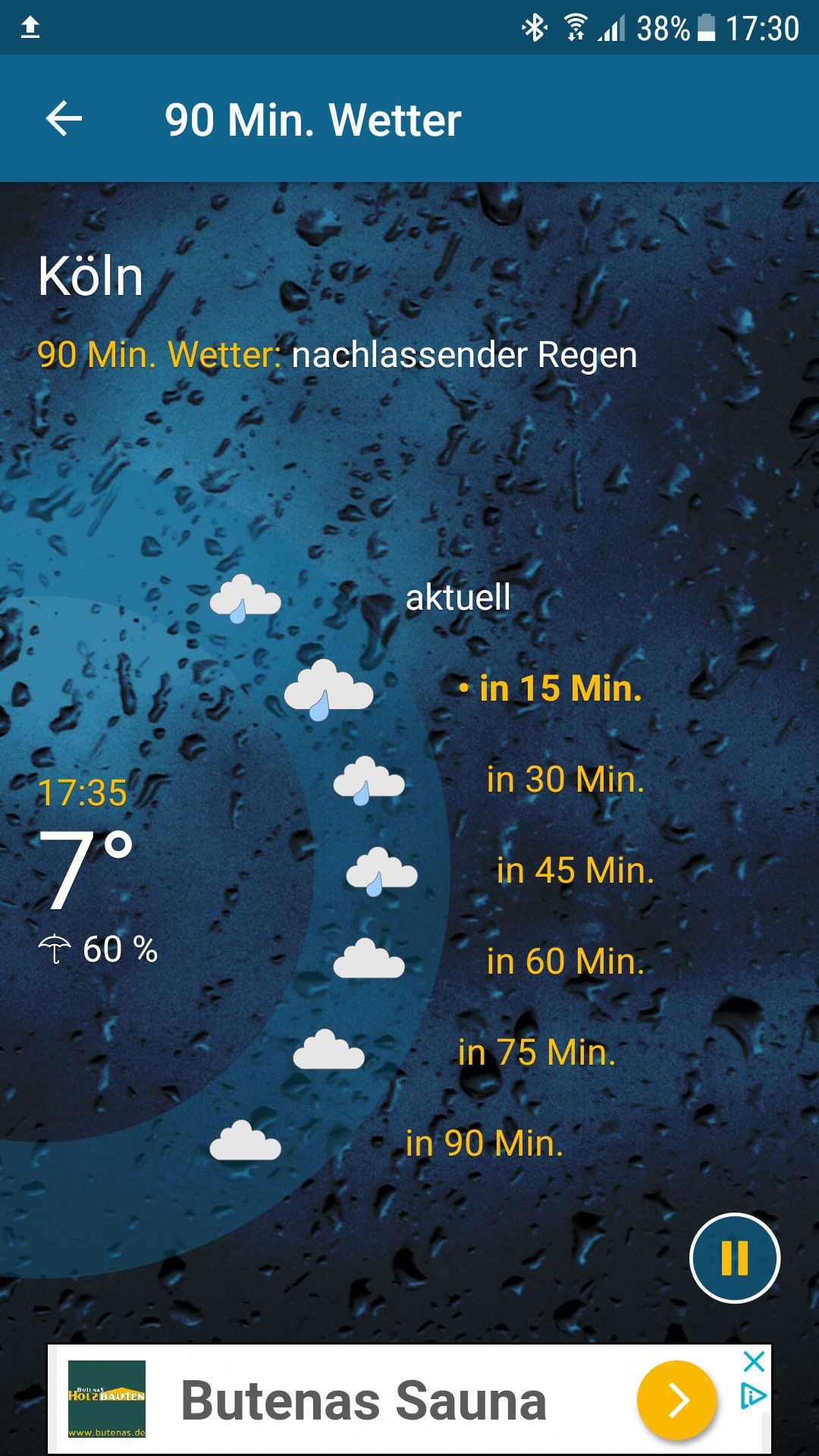 Wetter Apps für Android, iPhone, iPad, Windows …