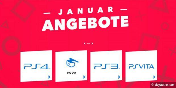 Große Playstation-Rabattaktion bei Sony