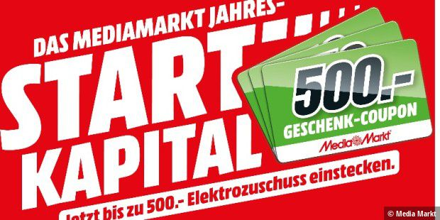 media markt vers t elektroger te kauf mit bis zu 500 euro pc welt. Black Bedroom Furniture Sets. Home Design Ideas