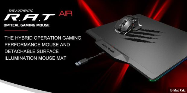 RAT Air von Mad Catz