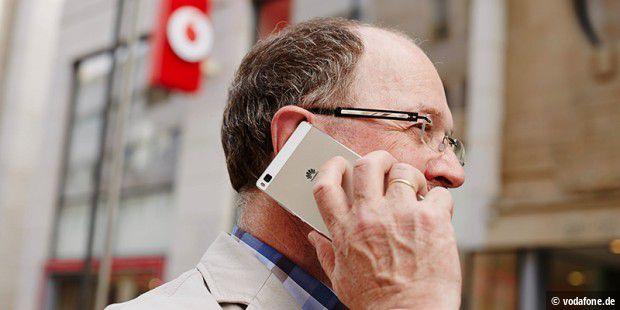 Vodafone erhöht Datenvolumen in CallYa Tarifen - ohne Aufpreis