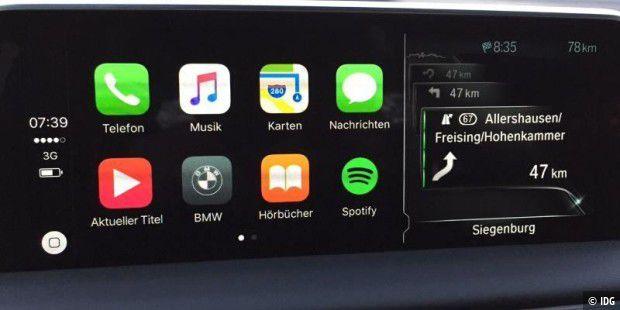 CarPlay künftig als Abo-Modell — BMW
