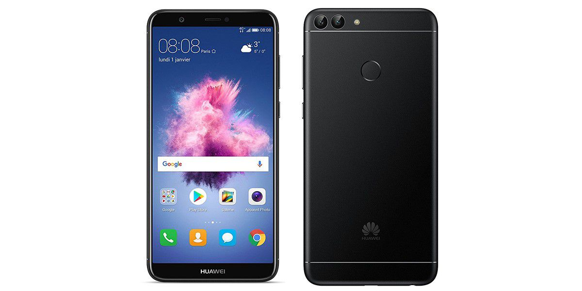 huawei p smart im test g nstiges handy mit android 8 pc welt. Black Bedroom Furniture Sets. Home Design Ideas