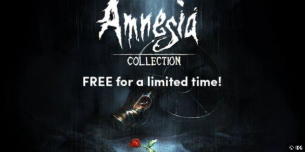 Thriller gratis: Amnesia Collection im Humble Store abgraben