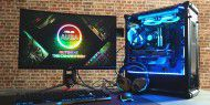 Der absolute RGB-OVERKILL | PC-Build + Peripherie